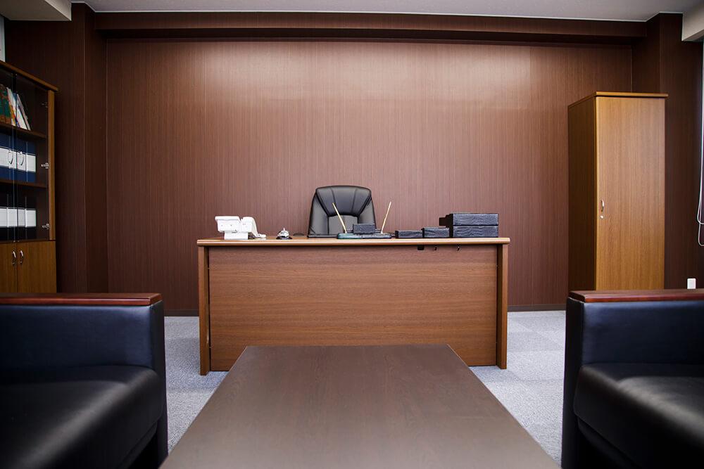 社長室のイメージ