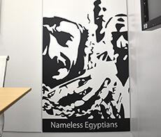 カオナビ会議室にエジプト人の謎のアイキャッチ