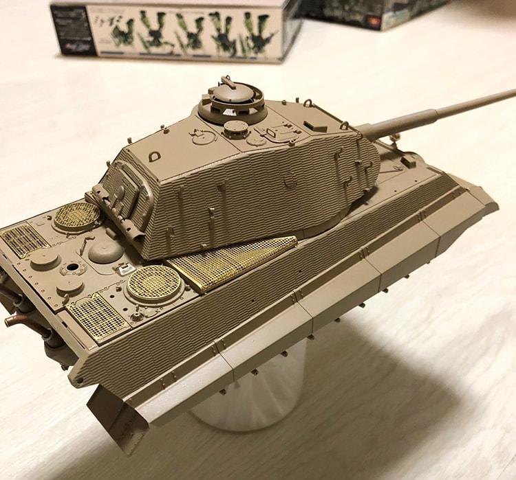 カオナビ1,000社導入記念で戦車作っちゃいました!な話(その3)のアイキャッチ